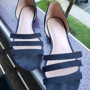 A New Day Women's Strappy Slide Sandals - Vienna